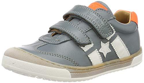 Bisgaard Jungen Unisex Kinder 40343.119 Sneaker, Blau (Petrolio 1001-2), 25 EU