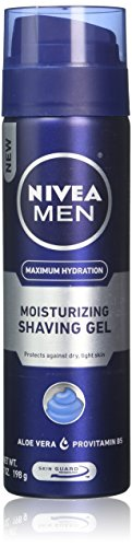 Nivea Men Original Moisturizing Shaving Gel 7 Oz by AB
