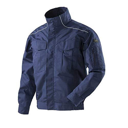 空調服 ミズノ ジャケット(ファンなし) C2JE8180 L ネイビー