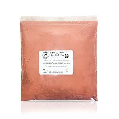 organic rose clay powder