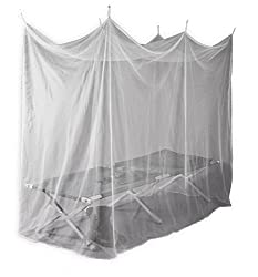 Perfect Hanging Mosquito Netting For Boy Scouts