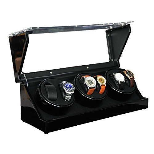 jianbo123 Deluxe Orologio automatico Watch Winder...