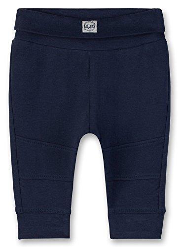 Sanetta Sanetta Baby-Jungen Jogging Pants Jogginghose, Blau (Evening Blue 5683.0), 62