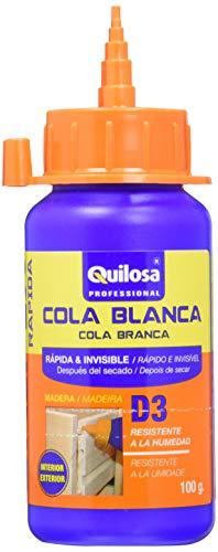 Quilosa T071241 Cola blanca Unifix Rapida, 100 gr