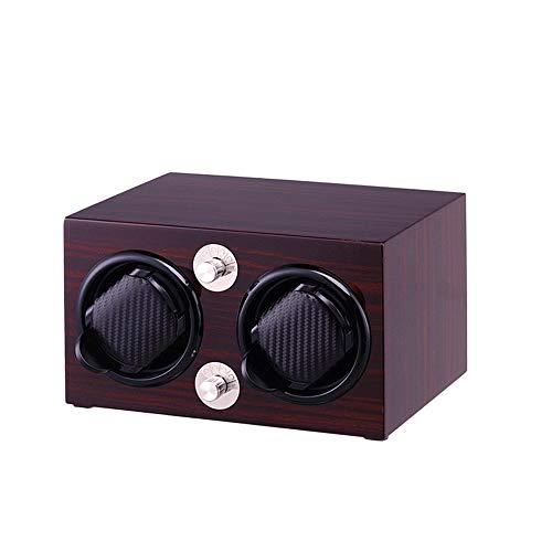 Enrollador de reloj eléctrico Box Watch Winder con motor tranquilo y 5...
