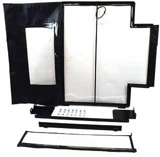 All Weather Enclosure Replacement Door Skid Steer Loaders L160 L170 L175 L180 L185 New Holland L185 LS190 LX865 LS160 LS170 L160 L190 L175 L180 LX665 L170 LS180 LX565 LX885