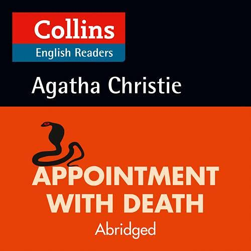 『Appointment with Death: B2 (Collins Agatha Christie ELT Readers)』のカバーアート