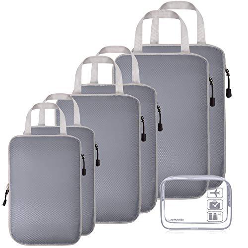 Compression Packing Cubes Extensible Storage Bags Set $13.71 (REG $28.98)