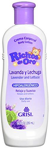 shampoo ricitos de oro lavanda fabricante Ricitos de Oro