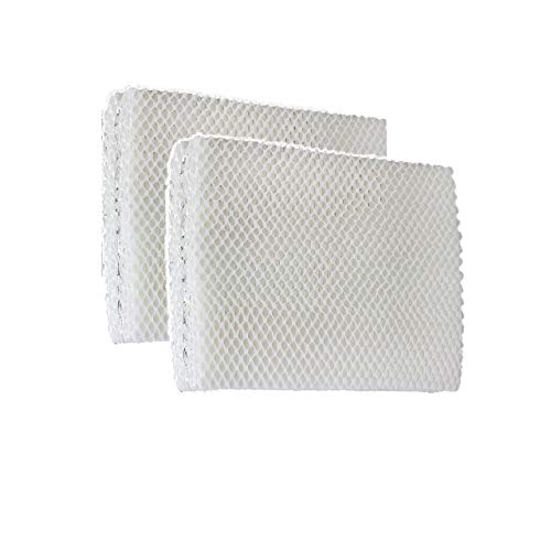 Ximoon 2 Pack Humidifier Wick Filters Replacement for Vornado MD1-0002 MD1-0001 Evaporative Humidifiers Evap3 Evap1 Model 30 Model 50