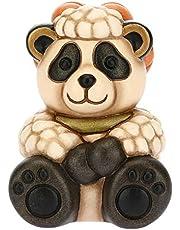 THUN - Panda Aries - Linea Oroscopo - Formato Piccolo - Ceramica - 5,9x5,8x7,7 h cm