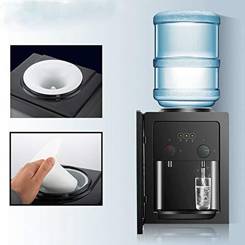 Kaibrite Dispensador de agua eléctrico para escritorio, bebida, pozo frío y caliente,...