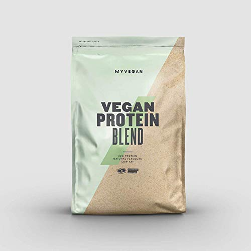 MY Protein VEGAN Protein BLEND Chocolate 2500g|NEW|Pflanzen Protein|22g Protein pro Portion|Keine Zusatsstoffe