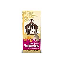 Supreme Tiny Friends Farm Gerri Gerbil Yummies 120g