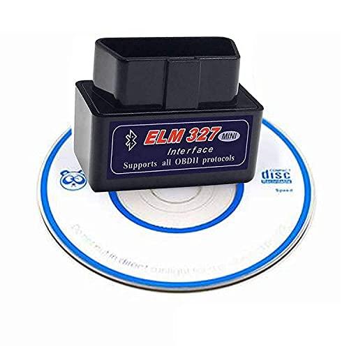 ACUTAS Mini Smart ELM327 OBD2 Bluetooth Auto Car Scanner Diagnostic Tool OBD Interface