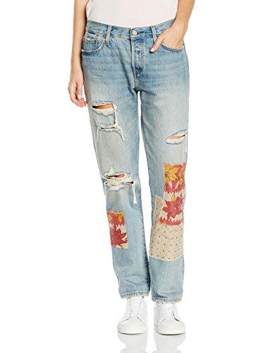 Levi's Jeans 501 Ct Jeans for Women Vintage blau W28L32