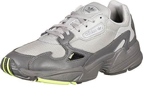 adidas Originals Damen Sneakers Falcon grau 41 1/3