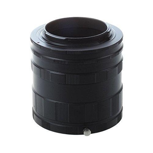 SODIAL(R) Anillo de tubo de extension macro para Pentax K Montaje K10D K20D K100D K200D K110D K-M K-R