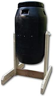 Compost Tumbler, DIY Kit, Used Food Grade Barrel, Upcycled!!!