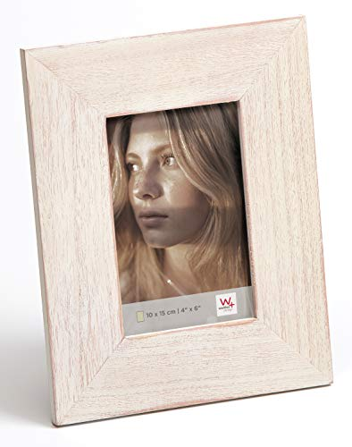 Walther Sportwaffen Limmerick 4 10x15 Holz Portrait weiß YE015W