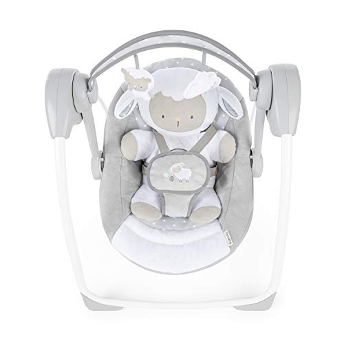 41eiyg JZLL 9 of the Best Baby Swing for Small Spaces (Apartments) 2021
