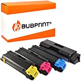 4 Bubprint Cartucce Toner compatibili per Kyocera TK-590 per Ecosys M6526CDN P6026CDN M6026CDN M6026CIDN M6526CIDN FS-C2026MFP FS-C2026MFP plus FS-C2126MFP