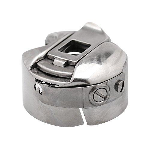 Artibetter Etui de canette pour Machine à Coudre pour Brother / Singer / JUKI (Argent)