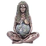 Syijupo Estatua de la Madre Tierra, Estatua De Gaia Milenaria Arte de Resina Regalo de...