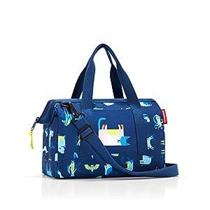 Reisenthel Allrounder XS Kids ABC Friends Blue Bolsa de Viaje 27 Centimeters 5 Azul (ABC Friends Blue)