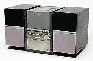 Panasonic パナソニック SC-PM77MD-K ブラック MDステレオシステム (MD/CD/カセットコンポ) (本体SA-PM77MDとスピーカーSB-PM77のセット)