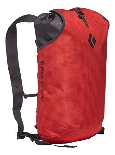 Black Diamond Unisex– Erwachsene Trail Blitz 12 Rucksack, Hyper Red, 12 L