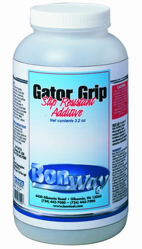 BonWay 32-541 Gator Grip Slip Resistant Additive for 5 Gallons