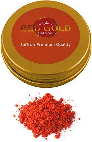 Red Gold Safran gemahlen, Safranpulver (2g)