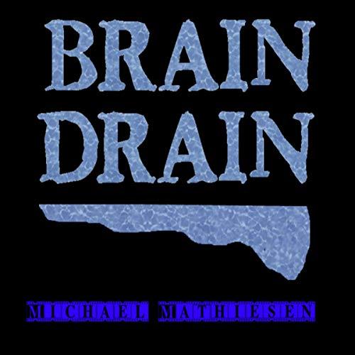 Brain Drain audiobook cover art