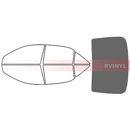 Precut Window Tint Film for Toyota Camry 4dr 07-10 All 35/% vlt moderate dark