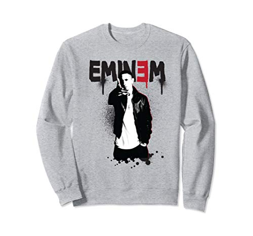 Eminem Official Sprayed Up Sweatshirt