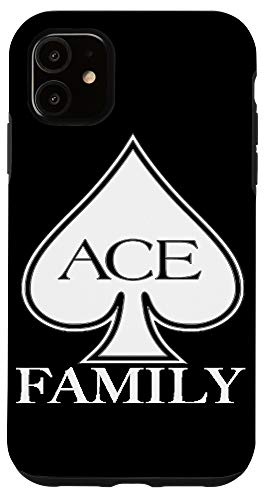 iPhone 11 ace baby family merch kids Case