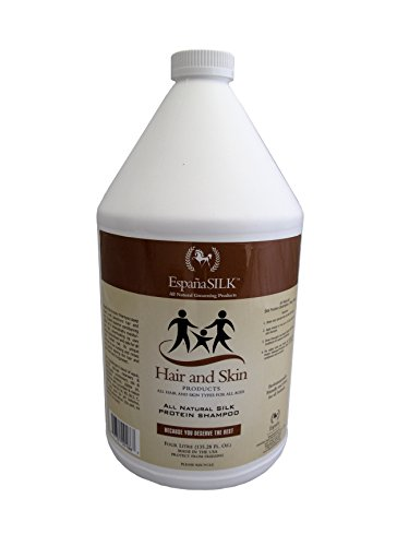 Espana Silk ESP0025P 135.28 oz Protein Shampoo, 4 L