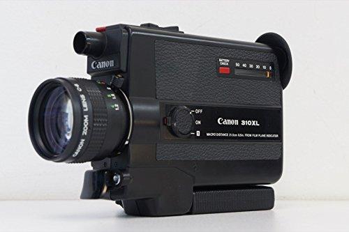 CANON SUPER 310XL 8 FILM KAMERA KOMPLETT GEWARTET