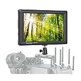 FEELWORLD FW279S 7インチ フィールドモニター 3G-SDI 4K HDMI入力&出力 1920X1200 IPSカメラモニター 2200nit 外部撮影用モニター 日差しでも直視でき