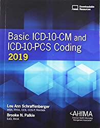 Basic ICD-10-CM and ICD-10-PCS Coding, 2019
