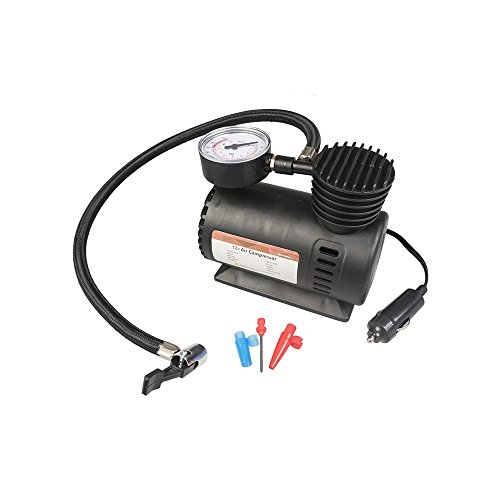 Xtremeauto Universal 12v Auto Tyre Inflator Compressor - Easy To Use