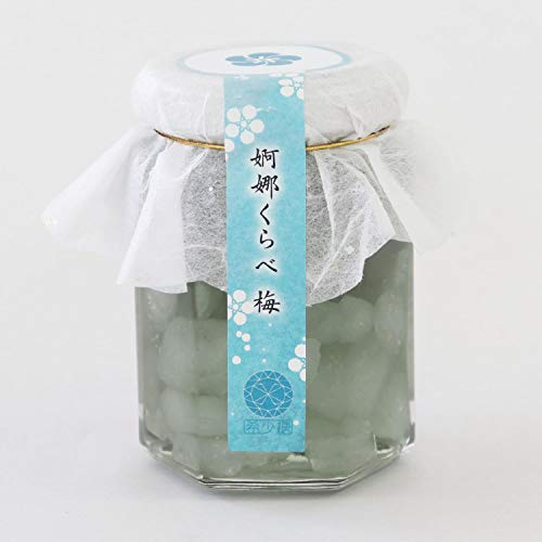 讃岐缶詰 梅と桜の婀娜くらべ(梅) 185g シロップ漬け氷砂糖