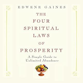 The Four Spiritual Laws of Prosperity audiobook cover art