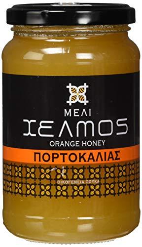 Helmos Griechischer Orangenhonig, 480 g
