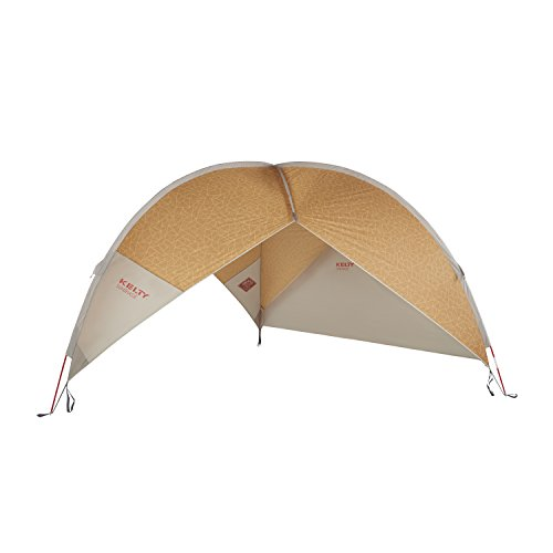 Kelty Sunshade Shelter, Tan, One Size, Model Number: 40816717SND