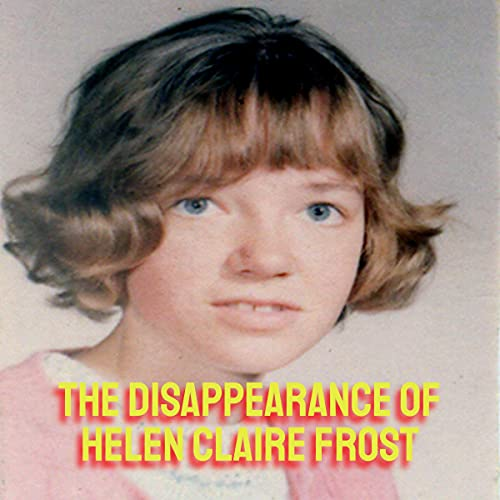 The Disappearance of Helen Claire Frost cover art