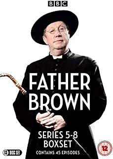 Father Brown Series 5-8 [DVD] [Region 2]
