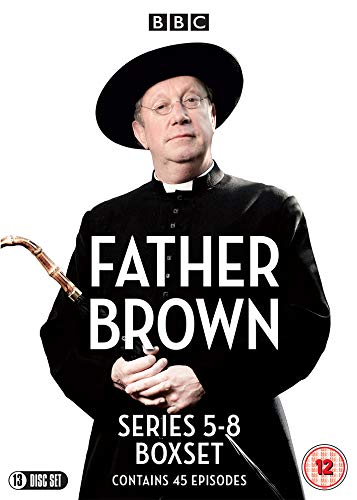 Father Brown Series 5-8 [DVD]