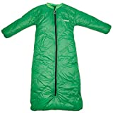 Big Mo 20 Kids Sleeping Bag (Ages 2-4), Moss Green, The Lightest, Warmest Down Camping Sleeping Bag for Kids Age 2-4 Years Old. 100% RDS-Certified Down for Max Warmth and Minimal Weight.